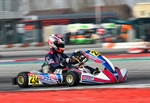 Kosmic Kart at the opening event of 2021