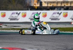 "Bad luck for the Tony Kart on the occasion of the first event of the ""Master Series"""