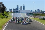 Australian Kart Championship: Top level kart racing returns to Melbourne this weekend