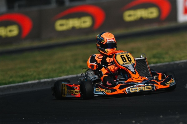 The weekend in Sarno turned out to be below expectations for CRG