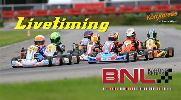 "Livetiming: BNL Round 1 at the ""Home of Champions"""