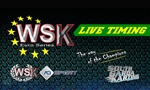Livetiming: WSK Euro Series Round 1 at Lonato