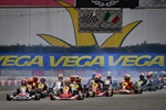 A lot of protagonists hunting for the top in Lonato's WSK Euro Series
