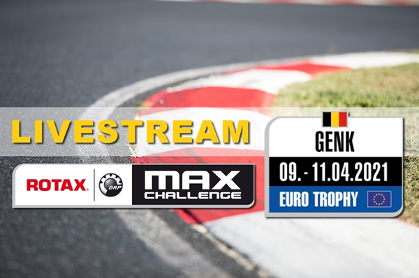 Livestream: Rotax Euro Trophy Round 1 at 'The Home of Champions'
