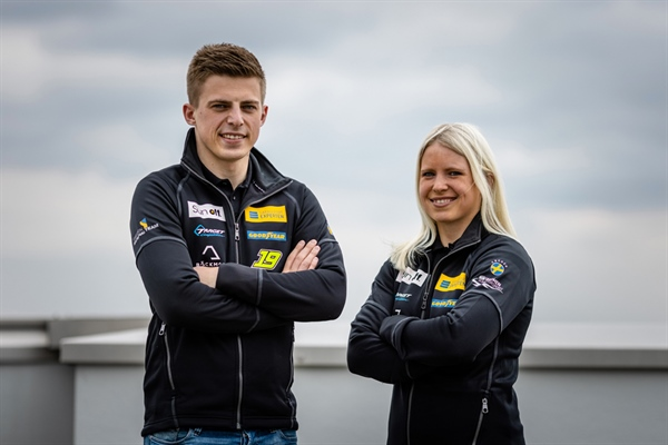 The Bäckman siblings ready to take on WTCR