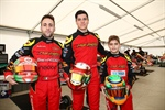 Maranello Kart's racing team is ready for the Italian debut at the Winter Cup in Lonato