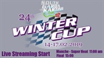 Live coverage in webstreaming of the 24Th Winter Cup Lonato