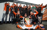 Big win for Sodi at the Winter Cup