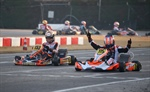 Abbasse (KZ2), Travisanutto (OK), Antonelli (OKJ) and Powell (Mini) take the win in the 24th Winter Cup in Lonato