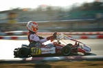 Birel ART Racing Team: Beautiful introduction at the Winter Cup