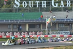 Nearly 350 entered to the WSK Super Master Series, second round at Lonato (I)