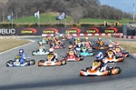 WSK Super Master Series rd. 2 - qualifying heats at Lonato
