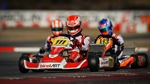 "Podium Birel ART and Marijn Kremers: ""I am very happy to be on the podium of Lonato, especially with the pain of a rib injury"""