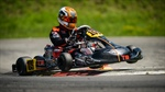 CIK FIA European Championship in Ampfing: Aron and Janker on top in Qualifying