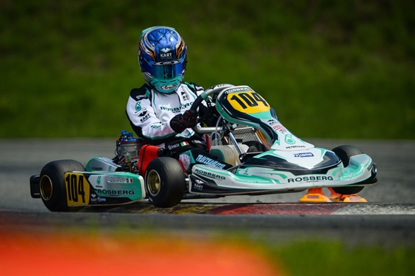 Rosberg Racing And Kart Republic Together To Win