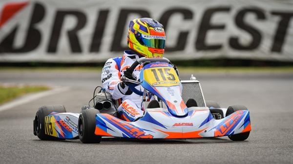 The Alpha Karting Dynamic Extends Internationally