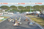 WSK Super Master Series rd. 3 - timing practice and qualifying heats in Muro Leccese (I)
