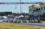 WSK Super Master Series rd. 3 - qualifying heats in Muro Leccese (I)