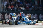 Antonelli impresses with Rosberg Racing Academy