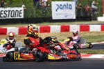 Good race for Maranello Kart and hold in the KZ European Chamopionship in Lonato.