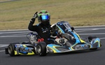 SP Tools Australian Kart Championship: Hard fought win for Jay Hanson in Emerald