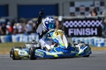 FA Kart is European Championship in OKJ class