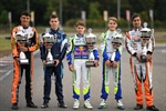 Thrilling final DKM races in Genk: Title decisions made in German Kart Championship.