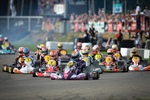 4000 spectators in Genk! Hajek crowned as World Champion in KZ1, Vigano triumphed in International Super Cup - KZ2