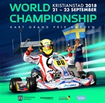 Record already beaten for the World Championship in Sweden