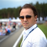 Interview at Genk with Felipe Massa, President of CIK-FIA
