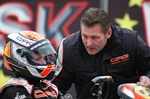"A Father's Day in ""Formula 1 style"" at the WSK Super Master Series in Sarno (I)"
