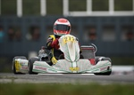Suleiman Zanfari the first African kart driver in the world top 10