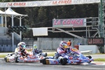 WSK Super Master Series resumes from La Conca