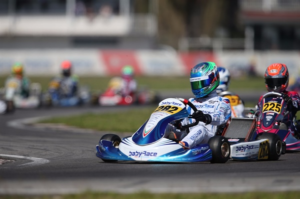 Parolin Chassis Win Okj And Mini Classes In Sarno Wsk Sms Race