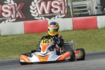 WSK Final Cup - the provisional classifications after the first round in Lonato (I)
