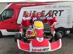 Alex Irlando joins Birel ART Racing Team