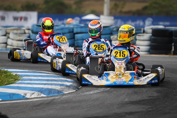Livetiming 2018 Rotax Max Challenge Grand Finals
