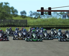 New Motorsport UK Karting Esports Championship launches