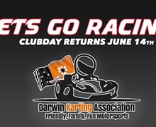 The first Karting Australia COVIDSafe Race Meeting is set for action