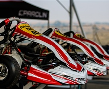Parolin Racing South Africa eager to get back on track