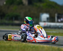 Exprit, The Debut At The Wsk Euro Series Is Giving Great Sensations