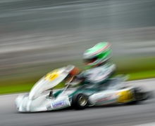 Tony Kart Racing Team ready for the last round of the Champions of the Future