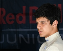 Igor Fraga: From karting, to esports, to F3 and to Red Bull Junior Team