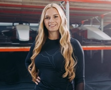 Fabienne Wohlwend: from karting to W Series