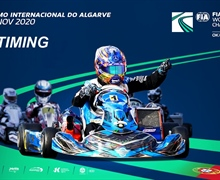 Live timing of the FIA Karting World Championship - OK & Junior