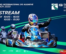 Saturday Livestream of the FIA Karting World Championship - OK & Junior