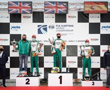 Britain's Slater and Bradshaw crowned in Portugal