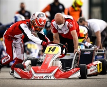 Birel ART Racing team: Huge frustration in Portimão despite high performance