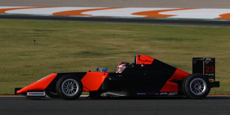 Manuel Espirito-Santo to make single -seater debut with MP Motorsport in Spanish F4