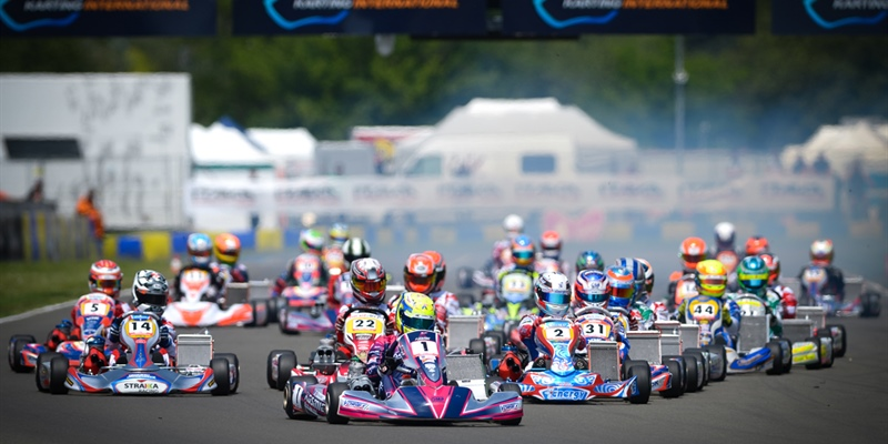 Two FFSA events to prepare for the 2019 FIA Karting European Championships in France
